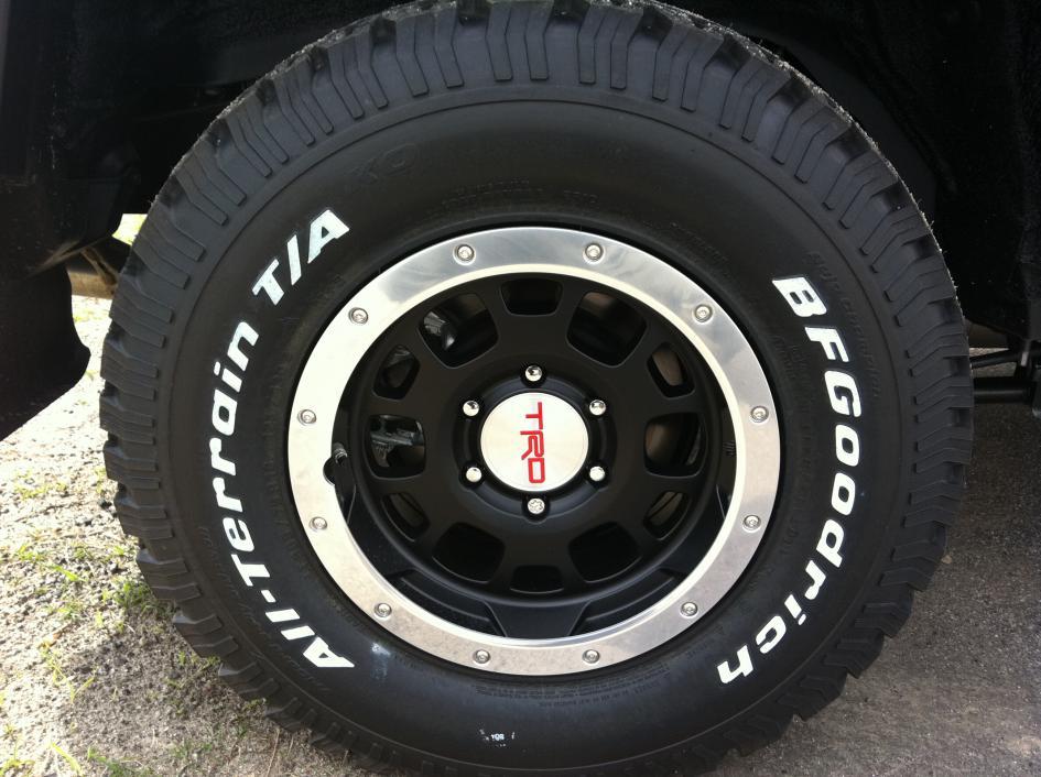 D Trd Wheel