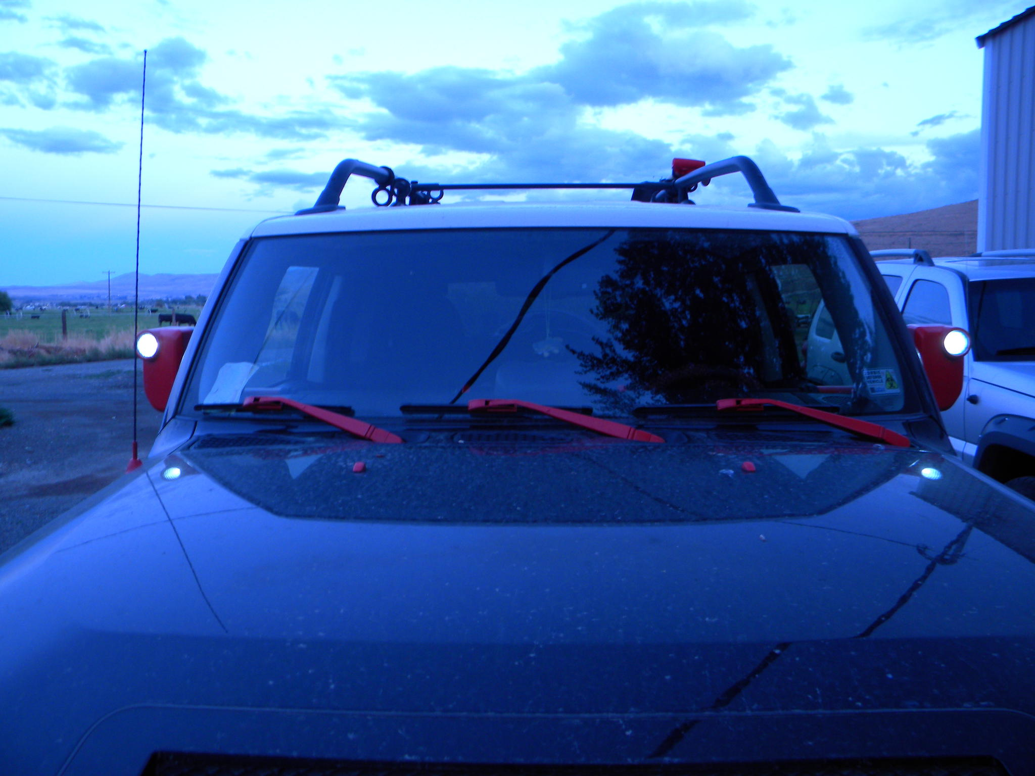 What Did You Do To Your Fj Cruiser Today Page 3107