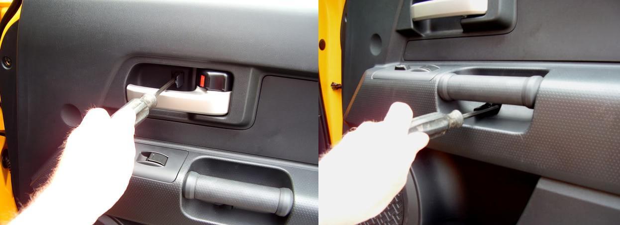 Toyota 69040-47060 Door Lock Assembly / Actuator Repair