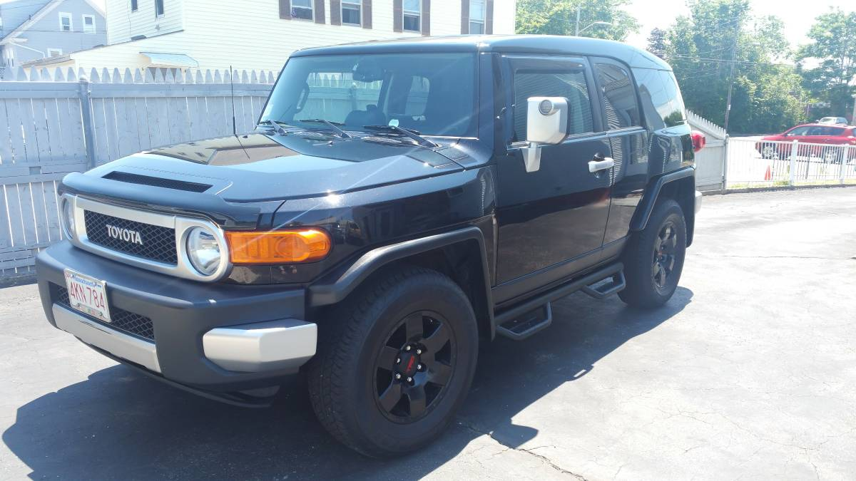 Getting Ready To Buy An Fj Have A Question Toyota Fj