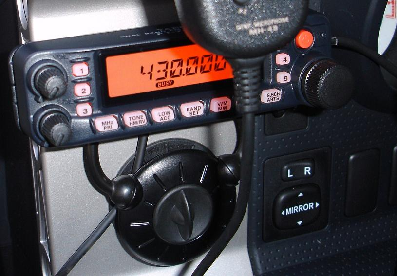 Ham Radio Mount Locations - Page 4 - Toyota FJ Cruiser Forum
