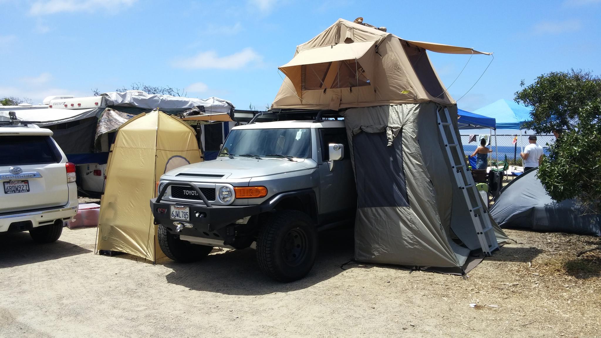 complete roof-top tent comparison - page 25 - toyota fj cruiser forum