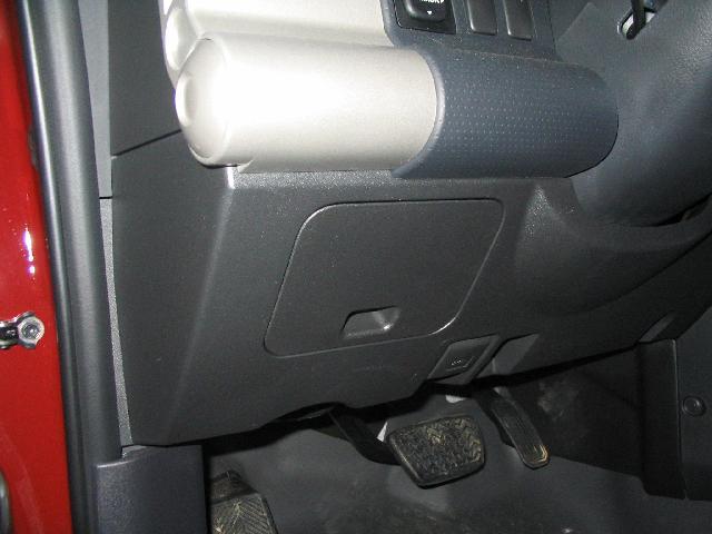 diy electric brake controller installation - toyota fj ... brake force brake controller wiring diagram #5