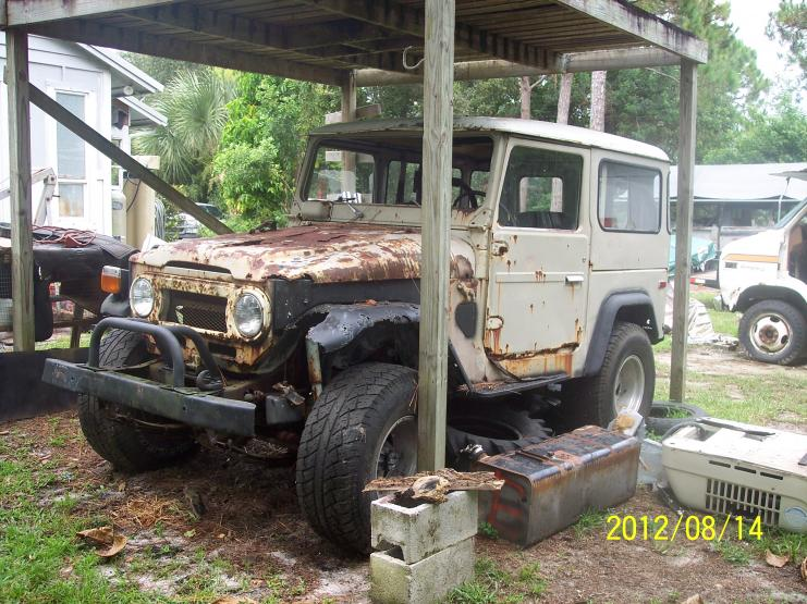 Fj40 For Sale Craigslist Texas