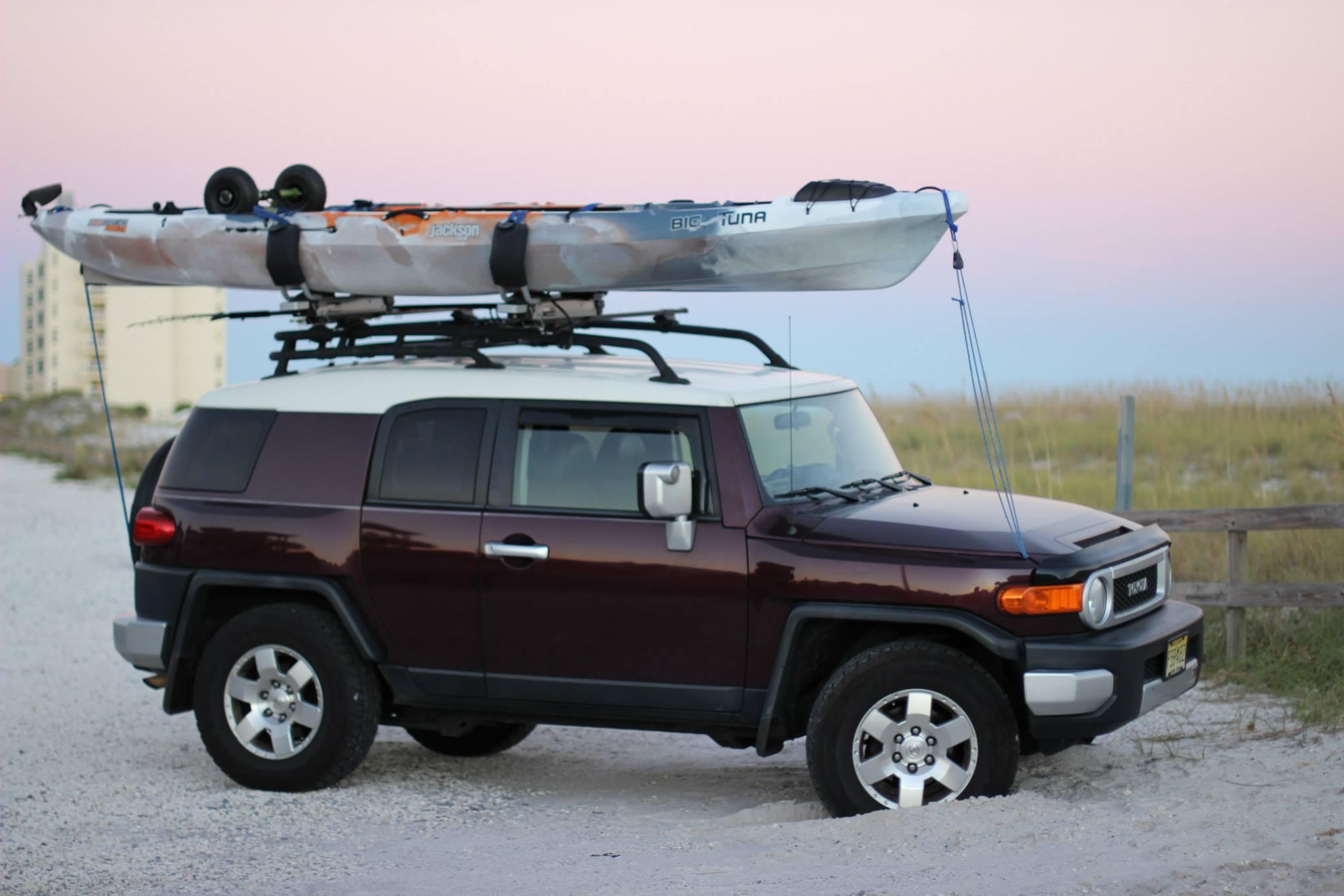 Loading Kayak Onto Oem Roof Rack Need Options Page 2