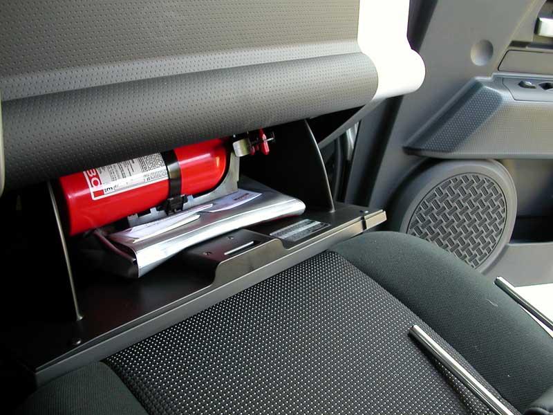 Fire Extinguishers In Cabin Toyota Fj Cruiser Forum