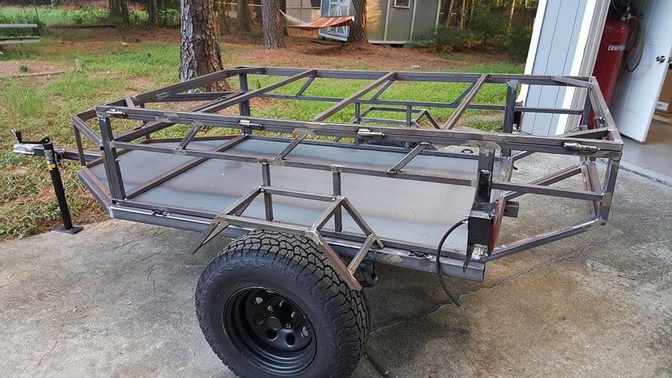 Looking To Start An Offroad Camping Trailer Build Page 2