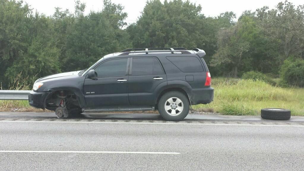 White Toyota Tacoma >> Wheel Spacers Horror Stories - Toyota FJ Cruiser Forum