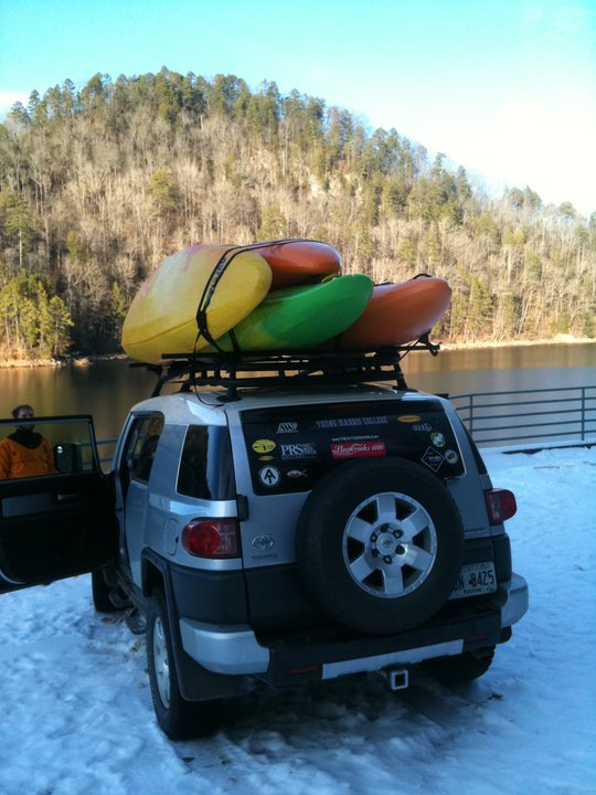 How Are You Transporting Your Kayak Kayak Fishing Forum