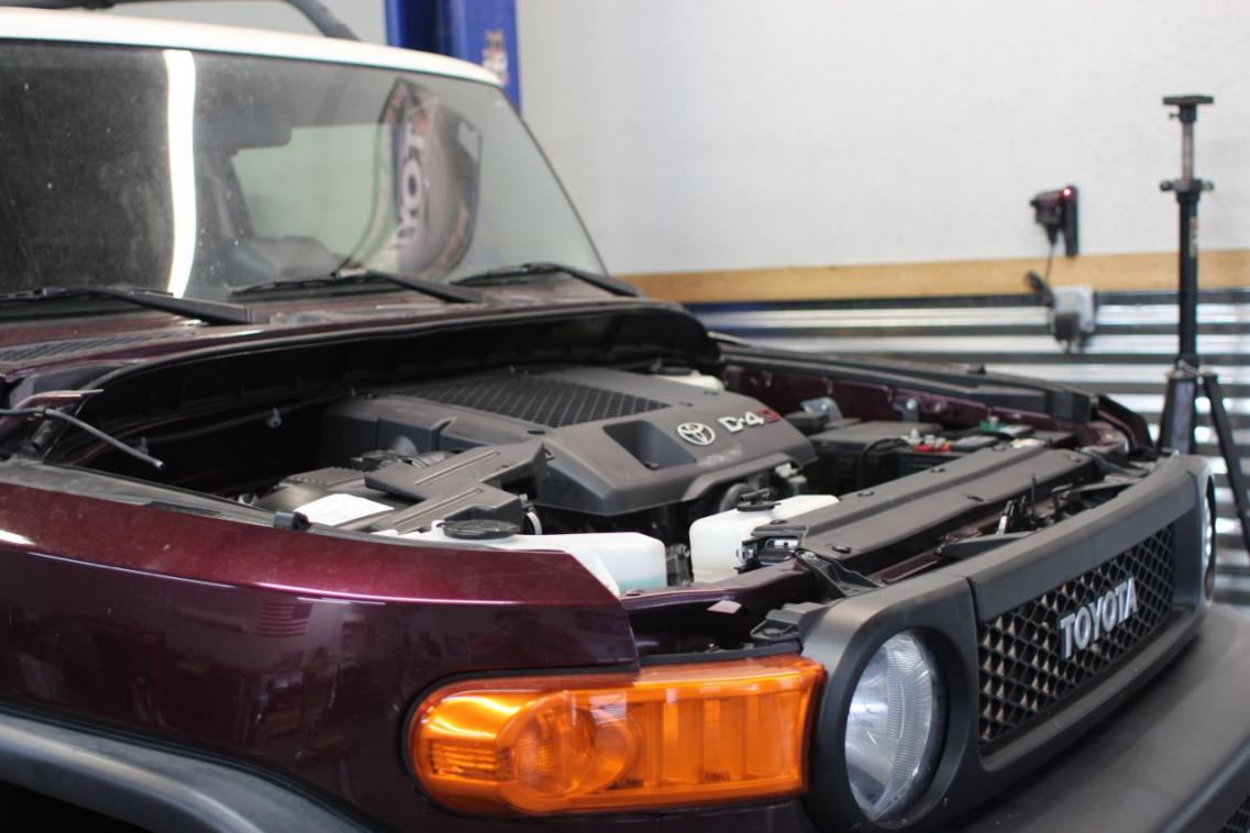 Toyota Fj Cruzer >> Engine swap to Diesel? - Page 8 - Toyota FJ Cruiser Forum