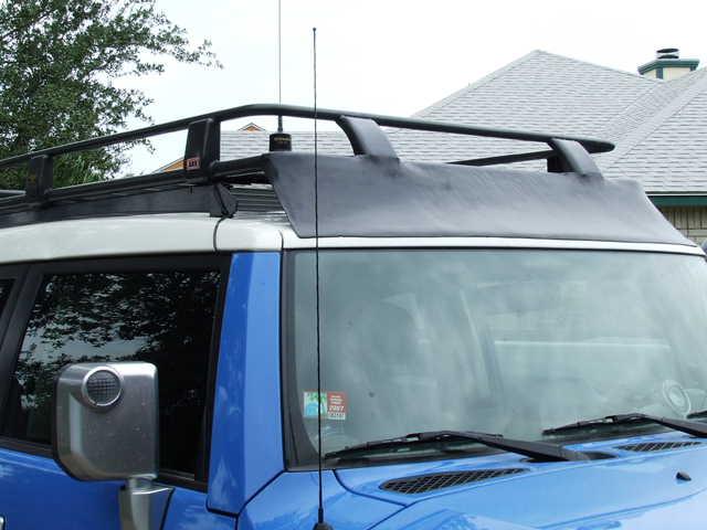 Roof Rack Noise Toyota Fj Cruiser Forum