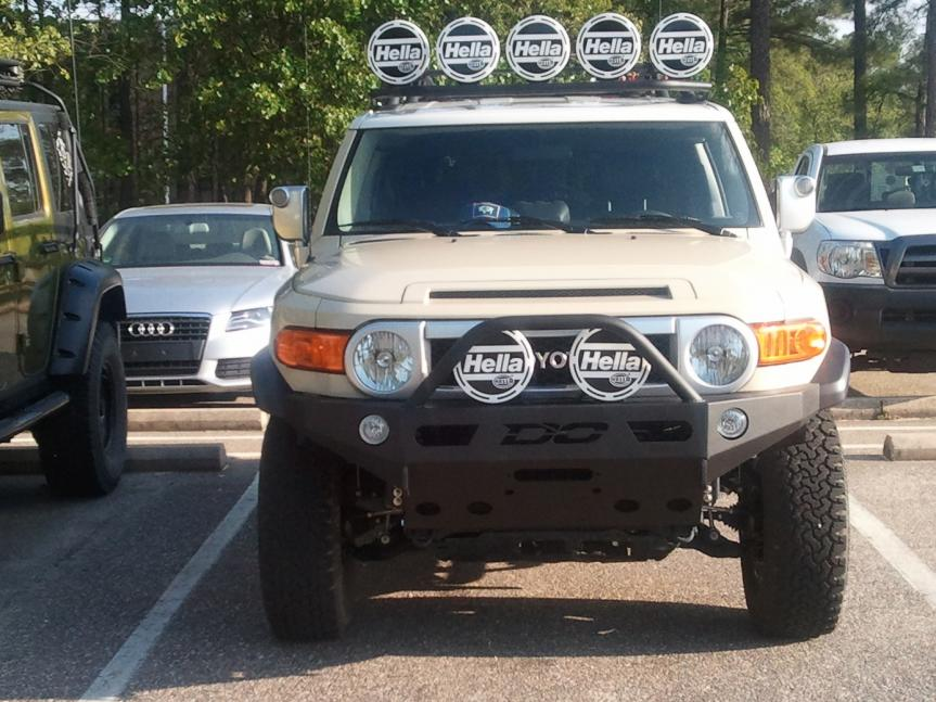 Light bar page 3 toyota fj cruiser forum click image for larger version name 2012 04 14 175528 mozeypictures Choice Image