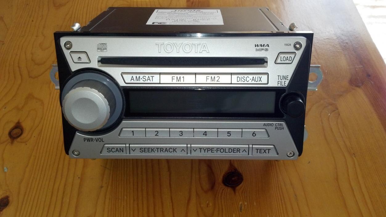 Wts Fjammer Radio  Cd Player 2010