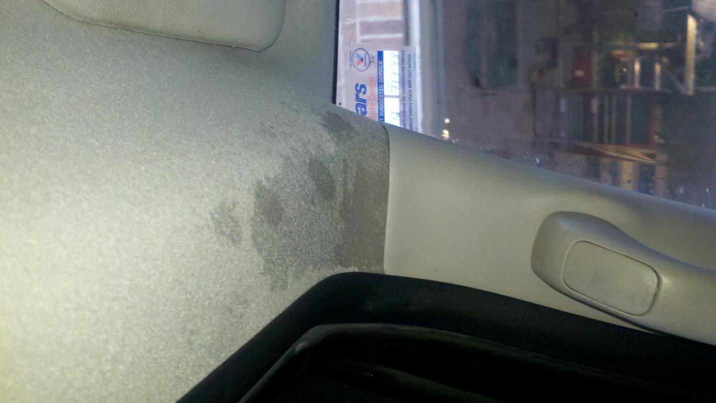 Water Leaking Into Drivers Side Pedestal Toyota Fj