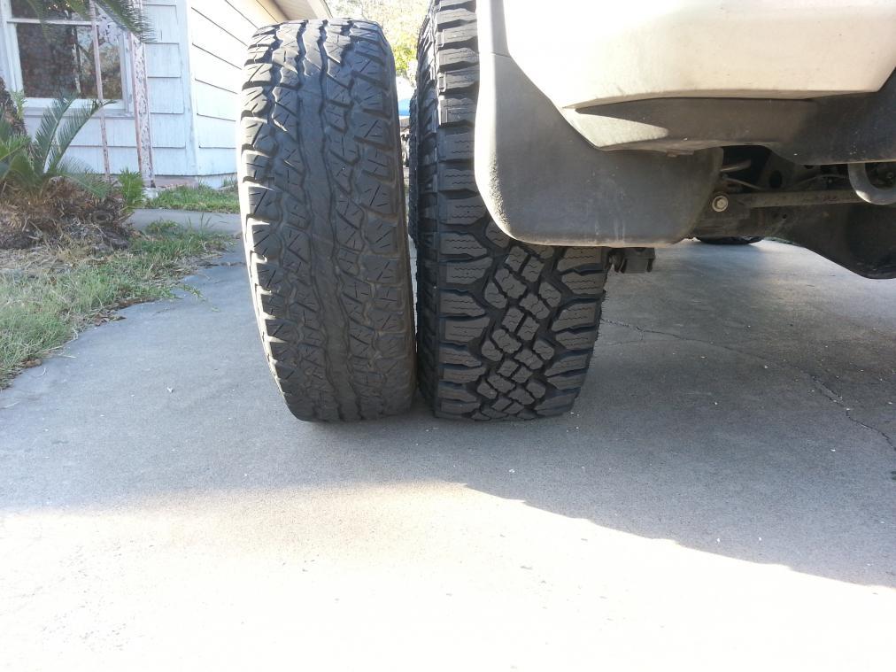 Toyota Corpus Christi >> Goodyear Dura Trac Tires - Page 62 - Toyota FJ Cruiser Forum