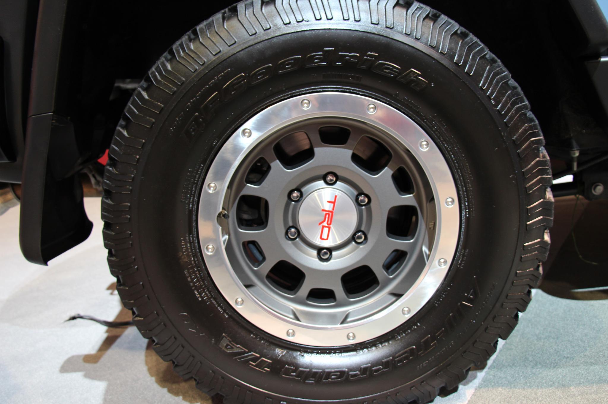 Trd Beadlock Wheels Toyota Fj Cruiser Forum