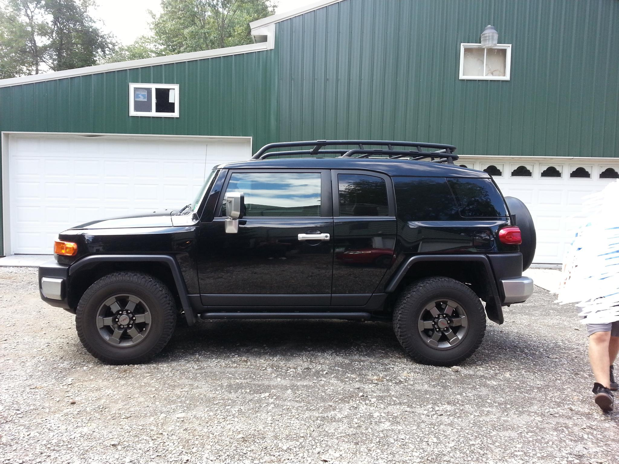 2007 toyota fj cruiser trd special edition toyota fj cruiser forum. Black Bedroom Furniture Sets. Home Design Ideas