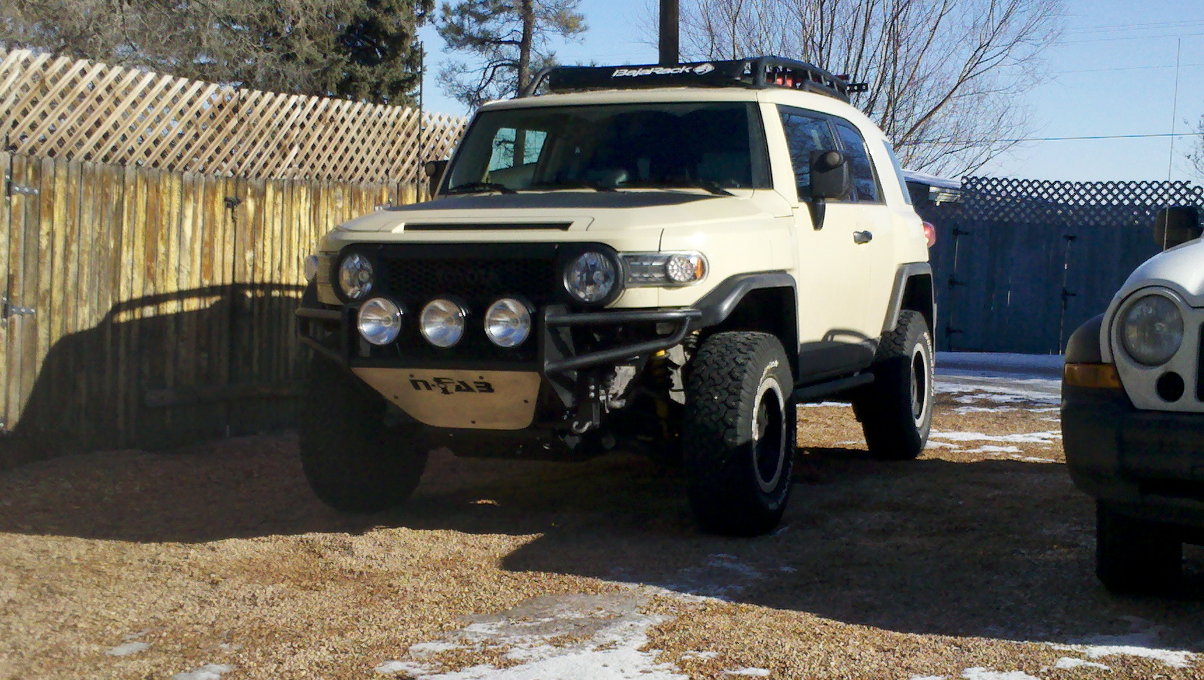 What Did You Do To Your Fj Cruiser Today Page 2760