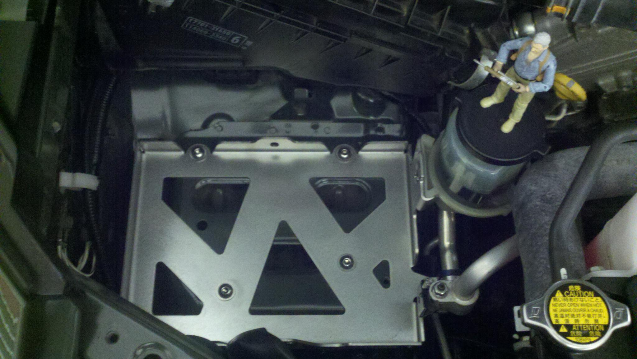 Wtb Dual Battery Kit Or Tray Solar Power Toyota Fj