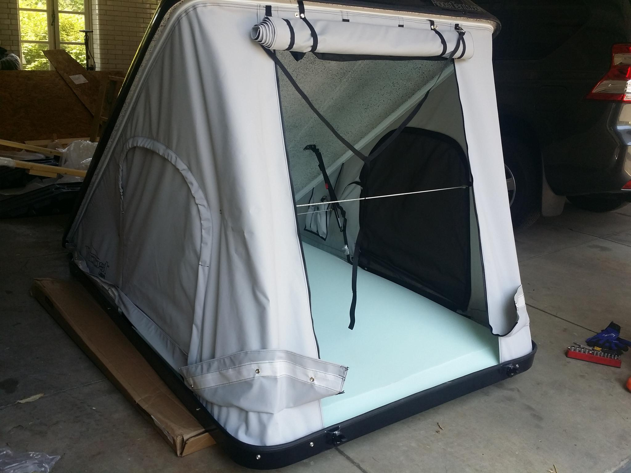 ... Click image for larger version Name 20150515_151224[1].jpg Views 159 ... & Roost Tent Almost Br - Toyota FJ Cruiser Forum