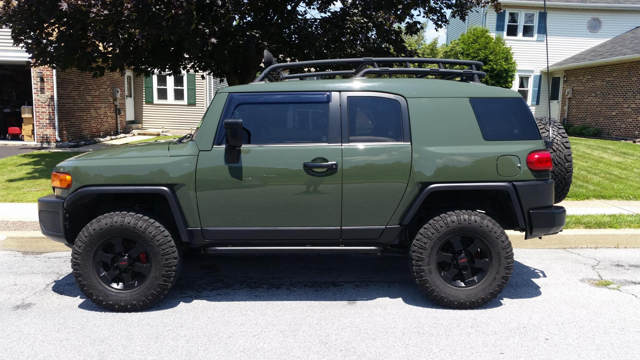 For Sale: 2011 Army Green FJ - Toyota FJ Cruiser Forum