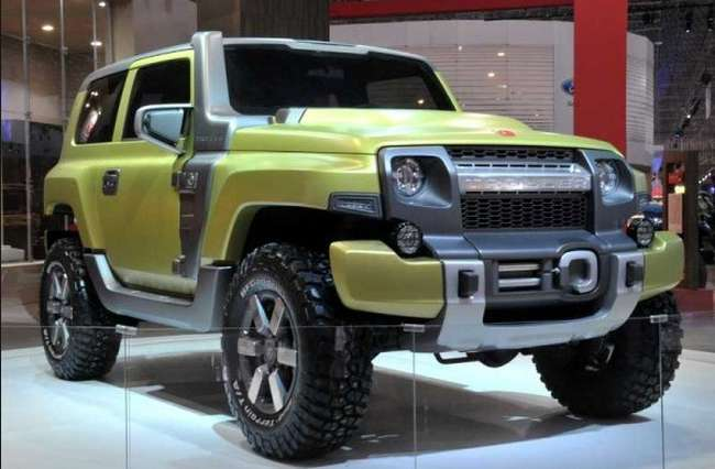 Click Image For Larger Version Name 2016 Toyota Fj Cruiser Front