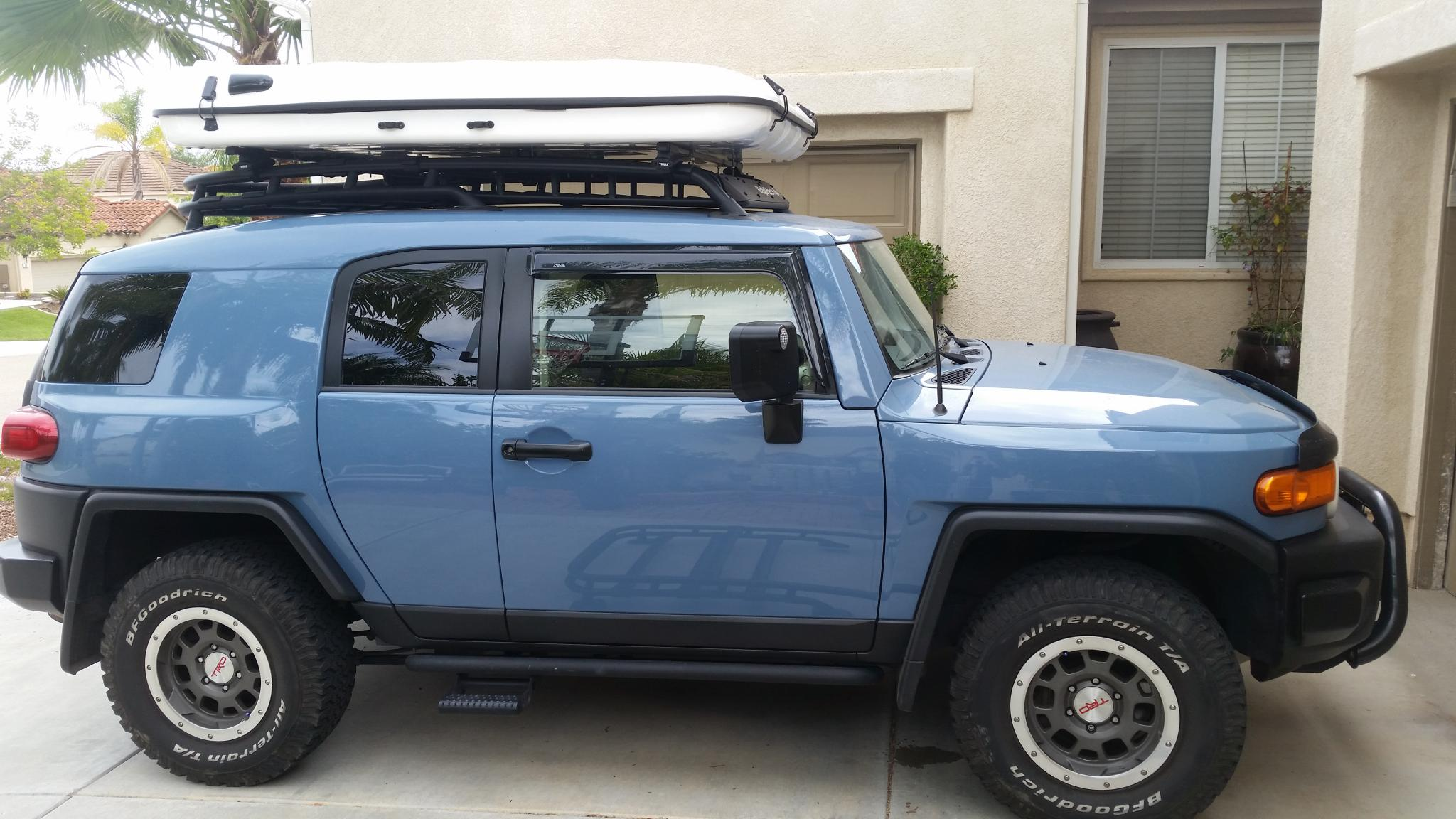 roof top tent for oem rack - page 2 - toyota fj cruiser forum