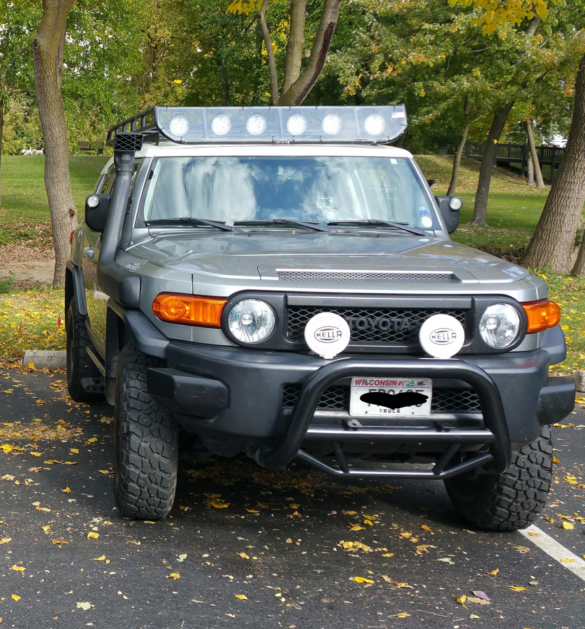 front cruiser rear for post forums and sale pics metaltech fj single view forum toyota bumper stage thanks ivd