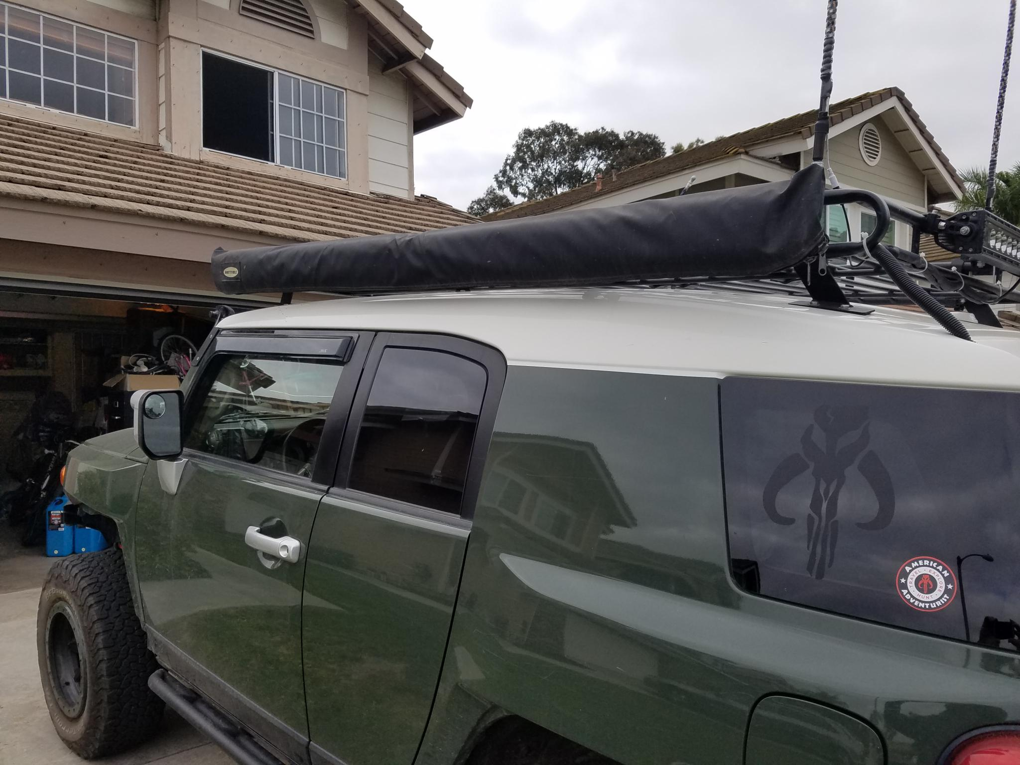 Sold For Sale Smittybilt Awning 6x6 Version