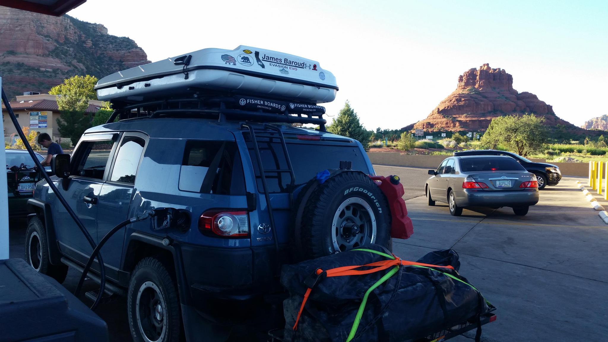 Roof Top Tent Cruiser Forums Review Xplore Toyota Fj Orange County Register