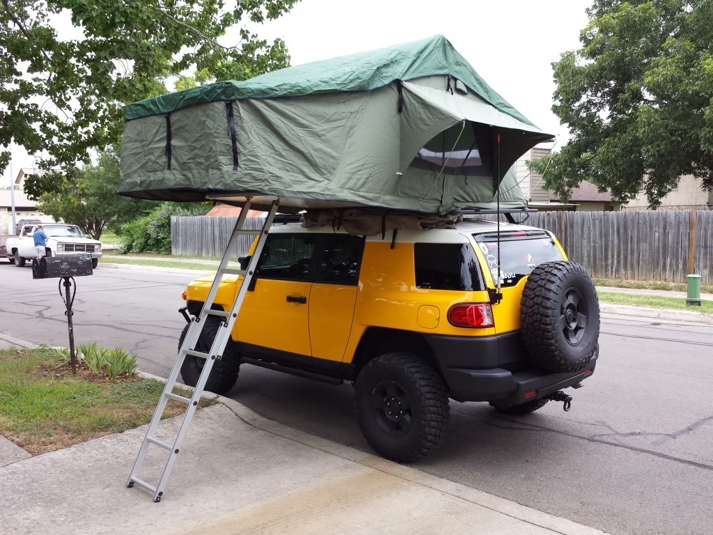 ... Click image for larger version Name 3.jpg Views 478 Size 215.6 ... & Mombasa Overland Plus/9009 Roof Top Tent for sale - Toyota FJ ...