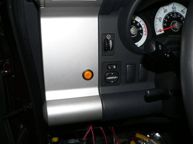 Heated Mirror Full Install Page 2 Toyota Fj Cruiser