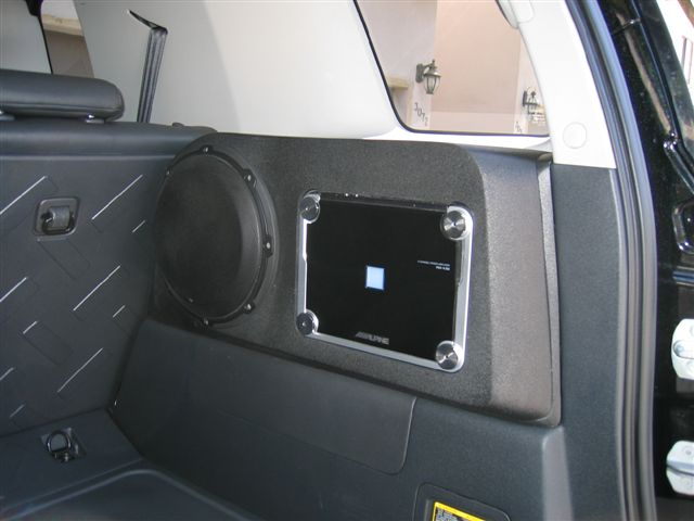 New Subwoofer Enclosure Fiberglass 2 X 10 Quot Setup From