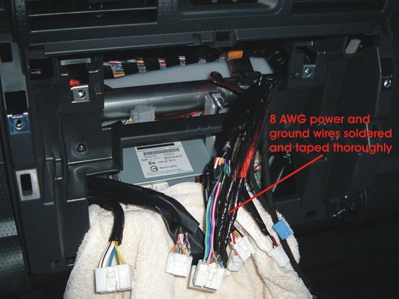 2011 audio mod page 7 toyota fj cruiser forum rh fjcruiserforums com fj cruiser wiring harness installation wiring harness fj cruiser vapor canister