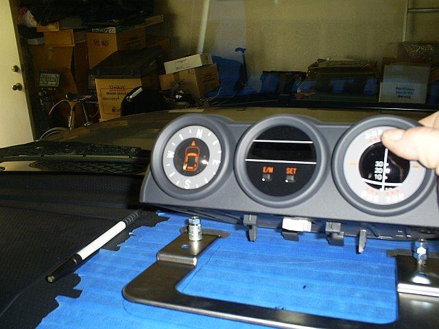 compass/thermo/incline gauge - Toyota FJ Cruiser Forum