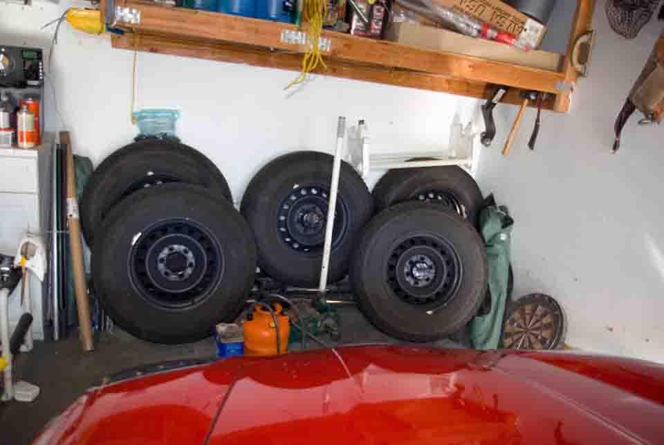 5 Oem Steel Wheels W Tire Amp Lug Nuts Toyota Fj Cruiser Forum