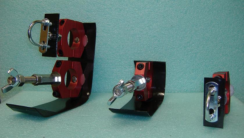 Quick Jack Com >> High Lift Jack & Shovel Bracket Installed - Toyota FJ ...