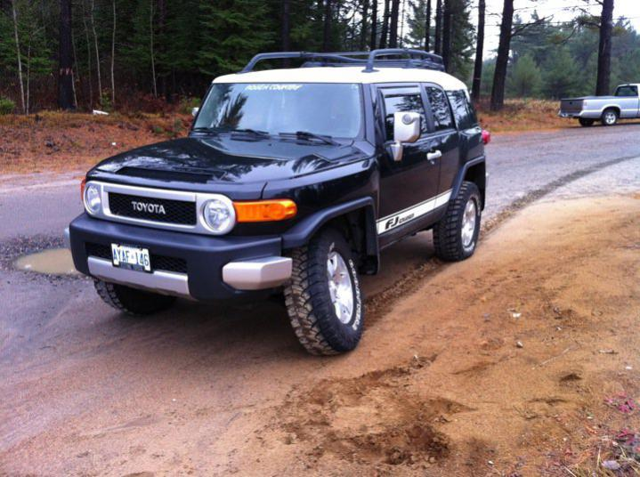 Colorado Springs Toyota >> broken upper ball joint - Toyota FJ Cruiser Forum