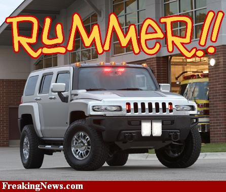 D Official Hummer Become Another Made China Piece Crap Chinese Hummer on Fj Cruiser Fog Lights