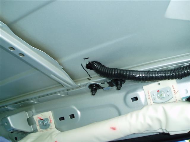 ROOF RACK (OEM) LIGHTING: Wiring & inst. w/ pics - Toyota FJ Cruiser ...