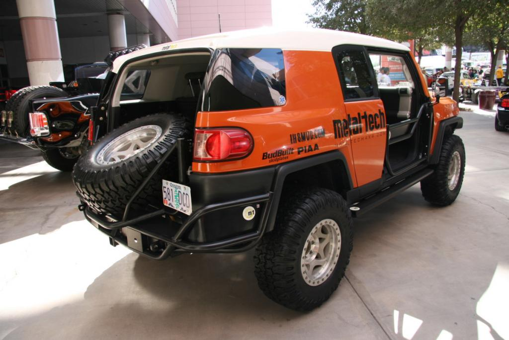 Ugliest Blue Fj Toyota Fj Cruiser Forum