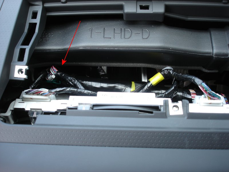Disabling Key-in Buzzer - Install - Pics