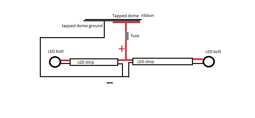 Dome Light Tap For Wele And Footwell Led Toyota Fj Rhfjcruiserforums: Dom Light Wiring Diagram Tundra At Gmaili.net