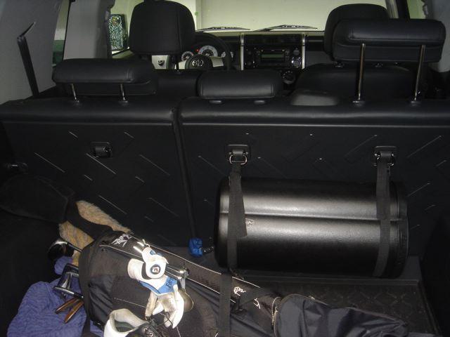 bazooka sub straps