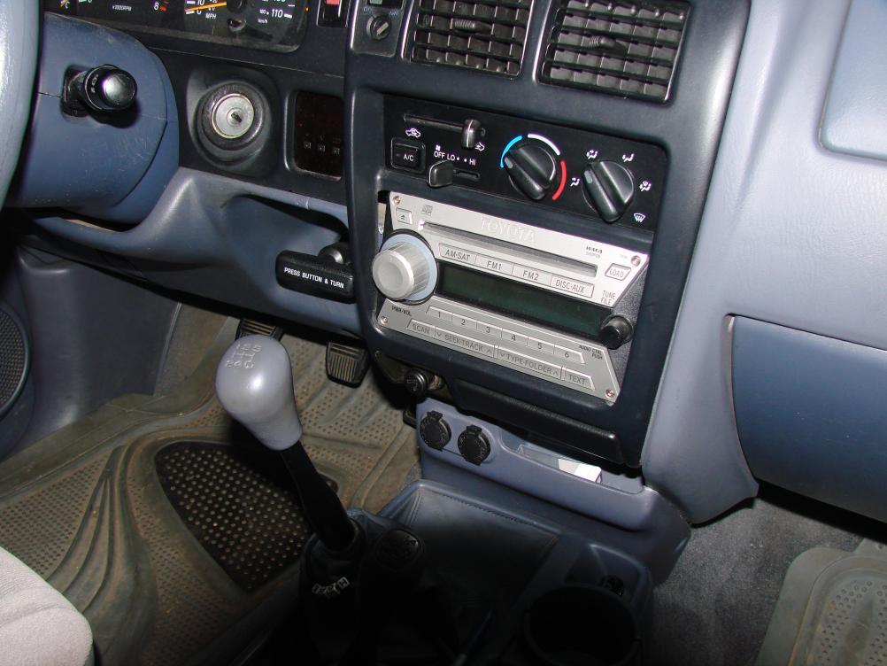2010 Fjammer 6 Cd Changer Stereo