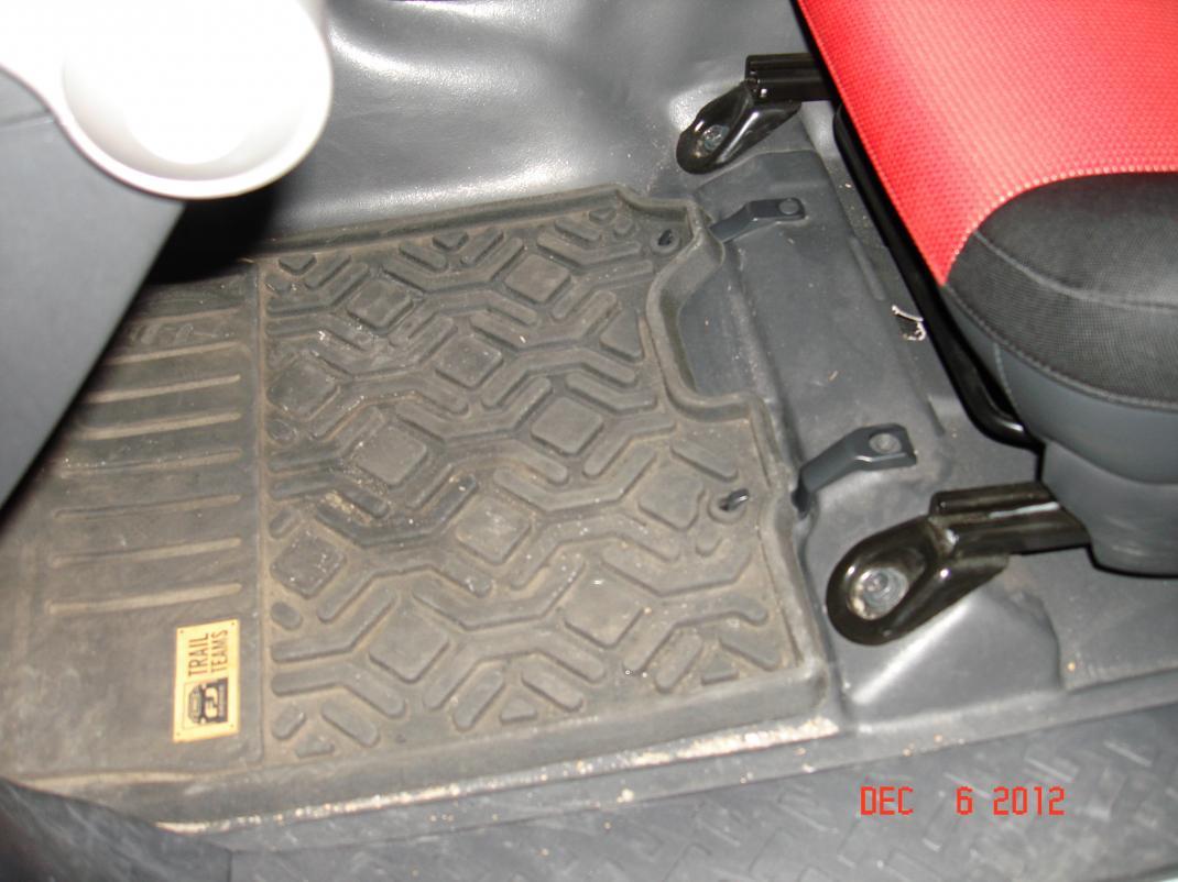 floor mat hooks - toyota fj cruiser forum