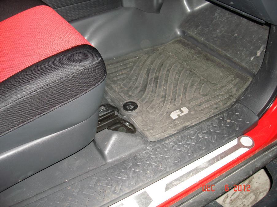 Floor Mat Hooks Toyota Fj Cruiser Forum