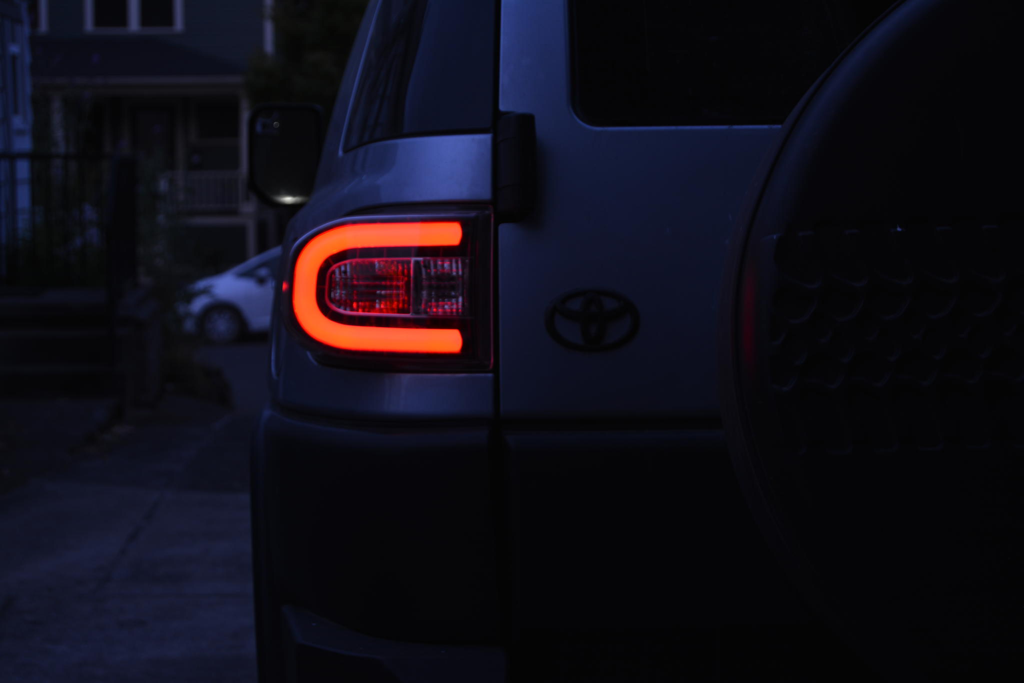 Light Bar Style Led Tail Lights By Spyder For Superior