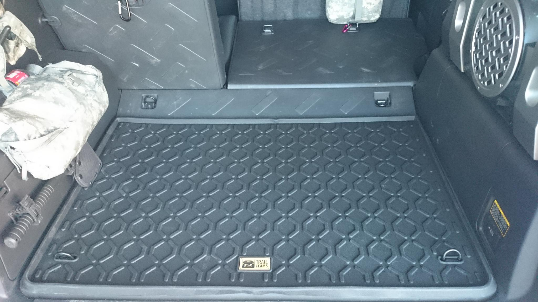 trail teams all weather mats not mine on ebay toyota. Black Bedroom Furniture Sets. Home Design Ideas