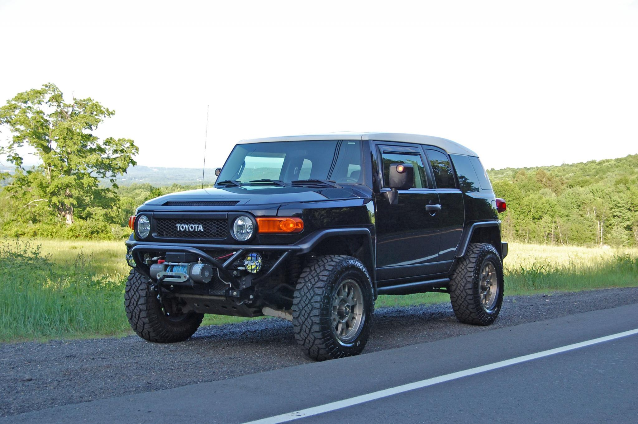 Used Fj Cruiser >> 2007 fj cruiser. 6 speed. Icon longtravel. Metal-tech. - Toyota FJ Cruiser Forum